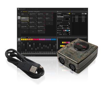 Daslight Virtual Controller DVC4 GZM
