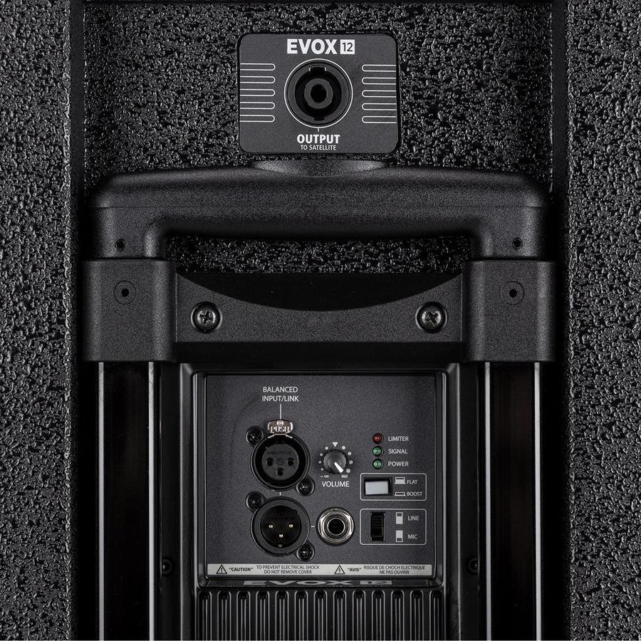 RCF Evox 12 - Array Attivo a due vie
