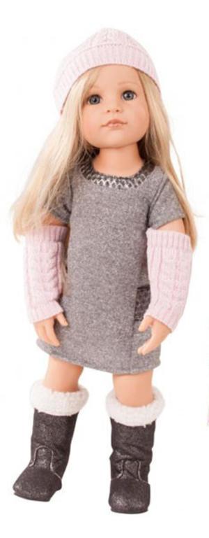Bambola Hannah Loves Party Glamour in Vinile della Gotz Numerata Edizione Limitata