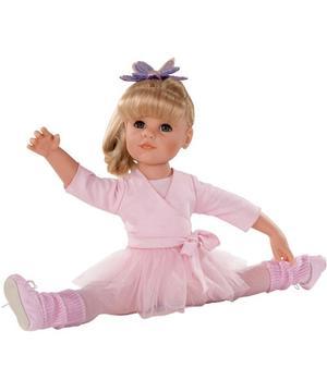 Bambola Hannah At The Ballet in Vinile della Gotz Numerata Edizione Limitata