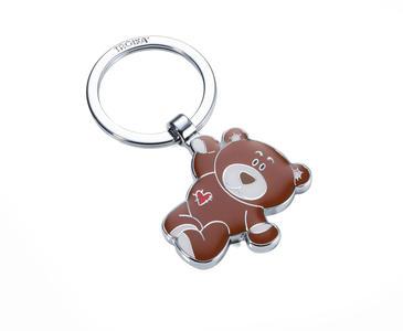 """Portachiavi """"Bruno"""" l'orso"""