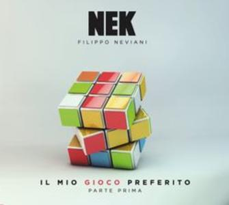 IL MIO GIOCO PREFERITO  CD NEK 2019 - Parte Prima con autografo