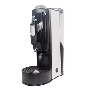 MACCHINETTA DA CAFFE' CHOGAN (bianca) + 100pz CIALDE (miscela forte)