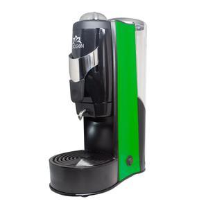 MACCHINETTA DA CAFFE' CHOGAN (verde) + 100pz CIALDE (miscela forte)