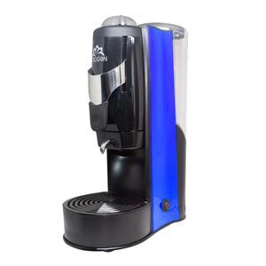 MACCHINETTA DA CAFFE' CHOGAN (blu) + 100pz CIALDE (miscela forte)