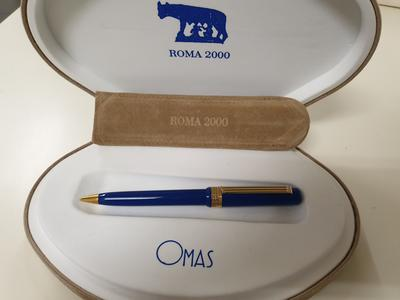 Penna a sfera Omas Roma 2061