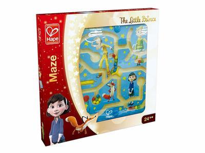 Hape E824605 Gioco Labirinto multicolore Piccolo principe 2+