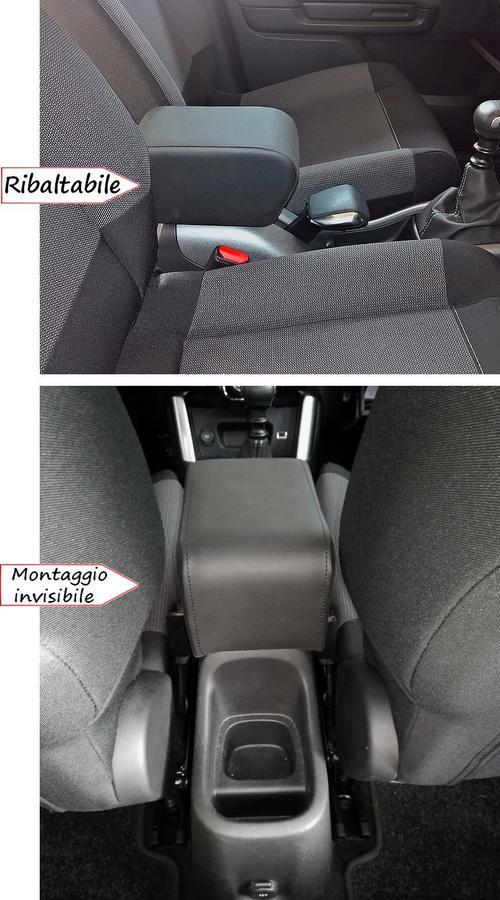 Bracciolo mod. SPORT per Citroen C3 Aircross