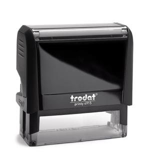 TIMBRO AUTOINCHIOSTRANTE TRODAT PRINTY 4915