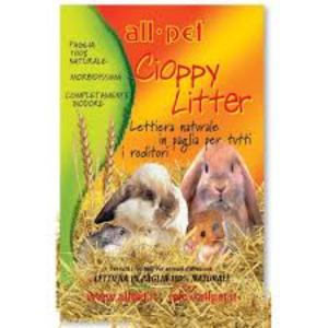 All Pet Cioppy Litter - Lettiera in Paglia