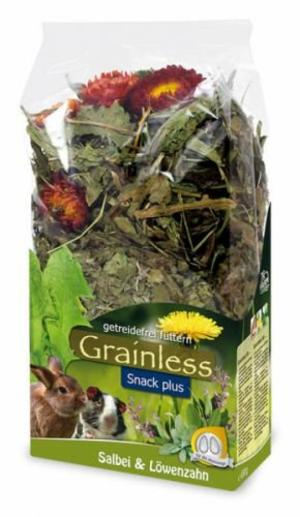 Jr Farm Grainless Plus Salvia e Dente di Leone - Respiro