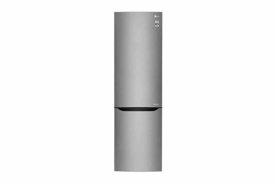 LG frigorifero combinato 343lt A+++ INOX-SAFFIANO inverter no-frost GBB60SAPXS