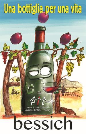 AIL Una bottiglia per una vita