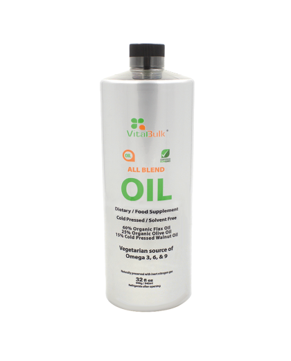 OLIO ORGANIC ALL BLEND 32OZ