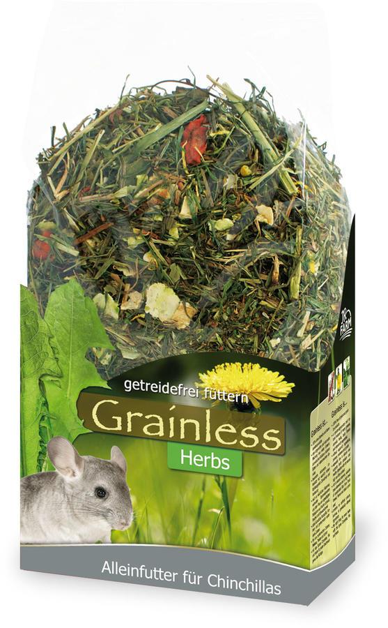 Jr Farm Grainless Herbs Cincillà