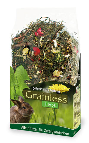 Jr Farm Grainless Herbs Conigli - 950 Gr.