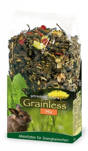 Jr Farm Grainless Mix Conigli - 650 Gr.