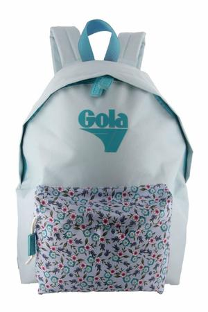 Zaino Gola Harrlow Blossom CUC069 Light Blue