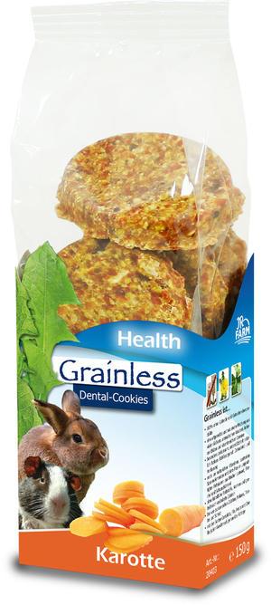 JR Farm Grainless Health Dental-Cookies Gusto Carote