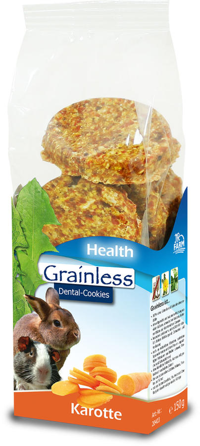 JR Farm Grainless Health Dental-Cookies Gusto Carote