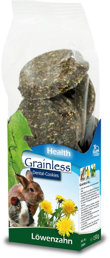 JR Grainless Health Dental-Cookies Gusto Dente di Leone