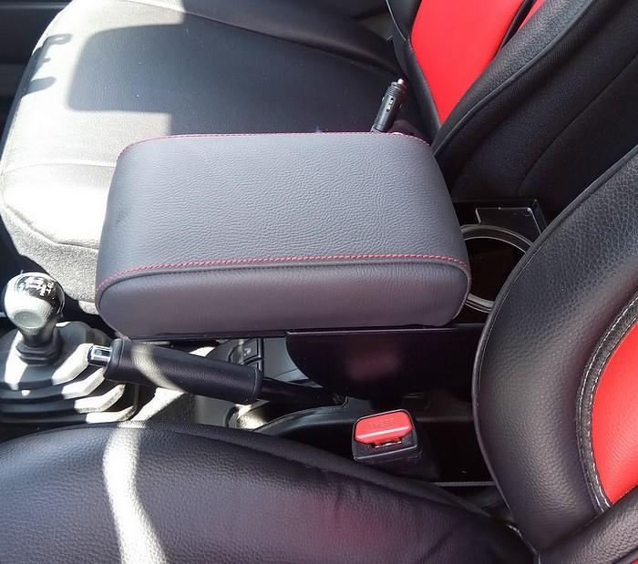Mittelarmlehne für Suzuki Jimny 4 (07/2018>) in der Länge verstellbaren