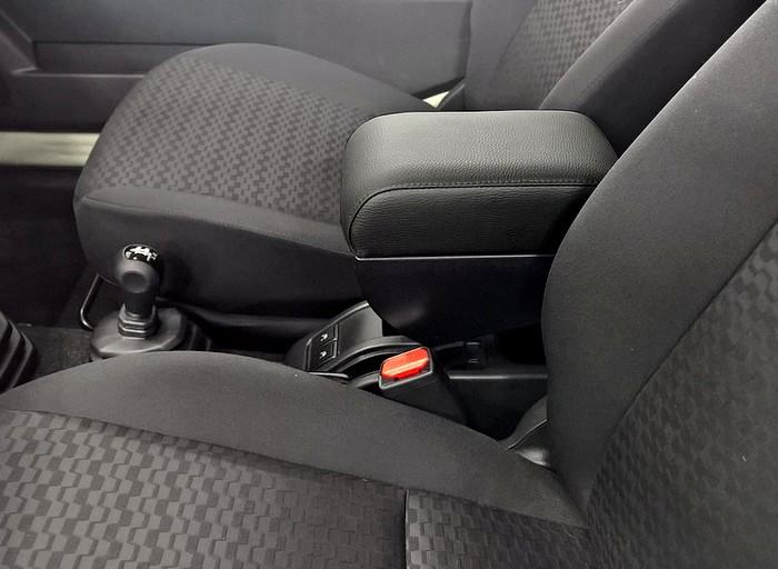 Adjustable armrest with storage for Suzuki Jimny  (1998-2018) 3d generation