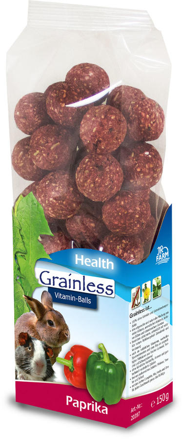 JR Farm Grainless Health Vitamin-Balls con Peperone