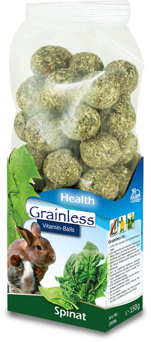 JR Farm Grainless Health Vitamin-Balls con Spinaci