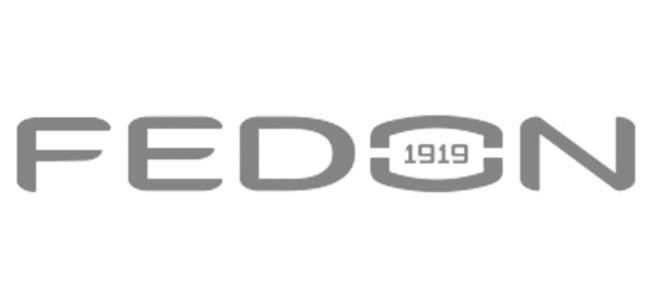 Fedon - Porta documenti da viaggio colore grigio