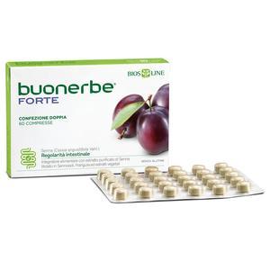 BIOS LINE Buonerbe Forte per l'inestino pigro