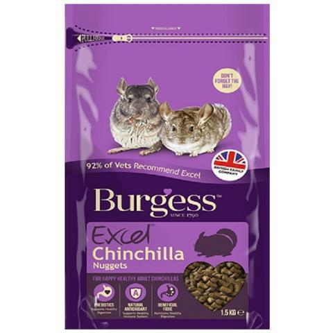 Burgess Excel Chinchilla - Sconto 30%