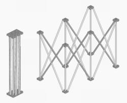 Titan Stage RISER 50x100