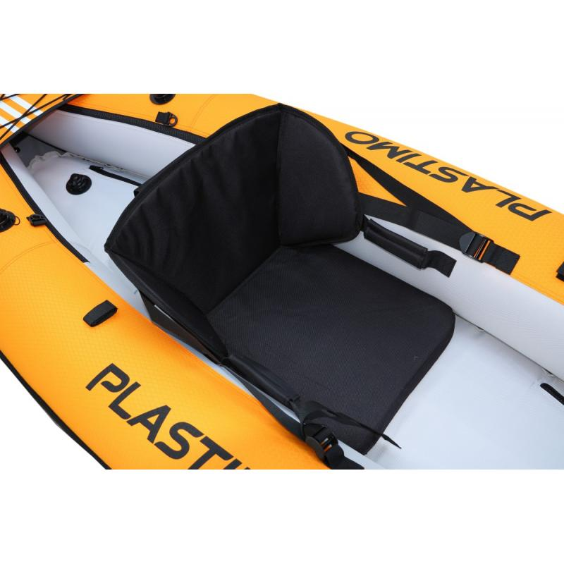 Kayak Plastimo con 2 Pagaie in Omaggio - Offerta di Mondo Nautica 24