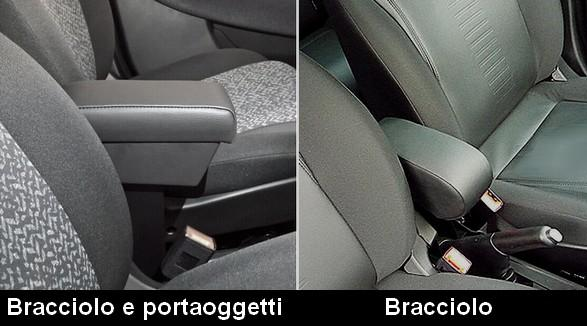 Armrest with storage for Lancia Ypsilon (from 2011>)