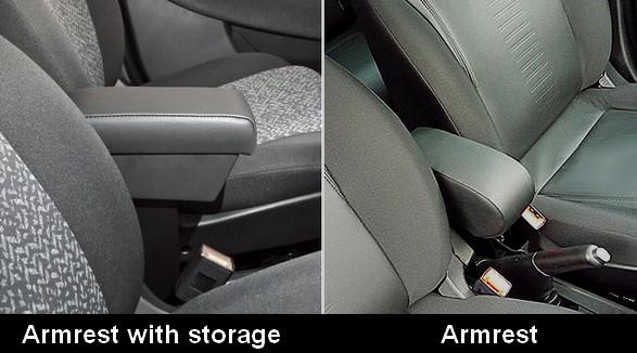 Armrest with storage for Lancia Ypsilon (from 2011)