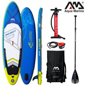 Sup Gonfiabile Package Beast di Aqua Marina - Offerta di mondo Nautica 24