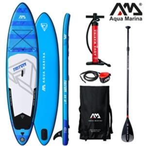 Sup Gonfiabile Package Triton di Aqua Marina - Offerta di mondo Nautica 24