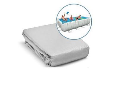 Liner per piscina Prisma Rettangolare INTEX 12135  400 X 200 X 100 Cm