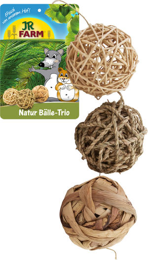 Jr Farm Trio Palle Naturali