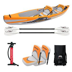 Kayak Gonfiabile Tomahawk 2 Posti in Package di Aqua Marina - Offerta di mondo Nautica 24