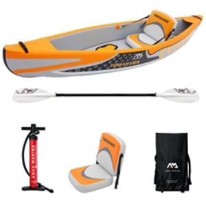 Kayak Gonfiabile Tomahawk in Package di Aqua Marina - Offerta di mondo Nautica 24