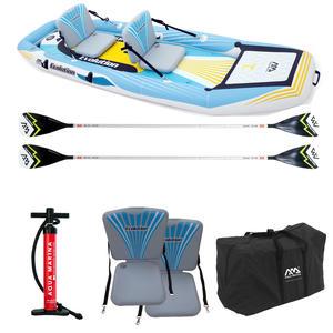 Kayak + Sup Gonfiabile Evolution 2 Posti in Package di Aqua Marina - Offerta di mondo Nautica 24