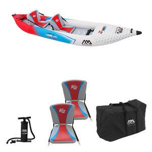 Kayak Gonfiabile Betta VT K2 2 Posti di Aqua Marina - Offerta di mondo Nautica 24