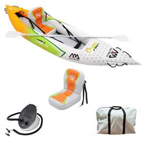 Kayak Gonfiabile Package Betta HM K0 di Aqua Marina - Offerta di mondo Nautica 24