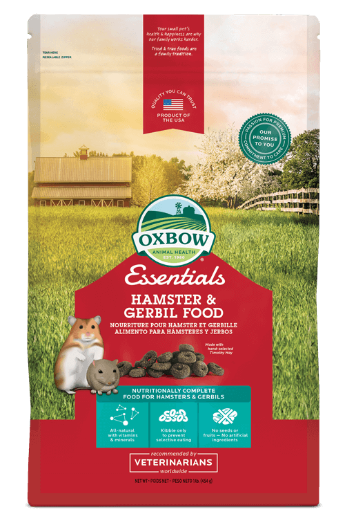 Essentials Hamster & Gerbil Food