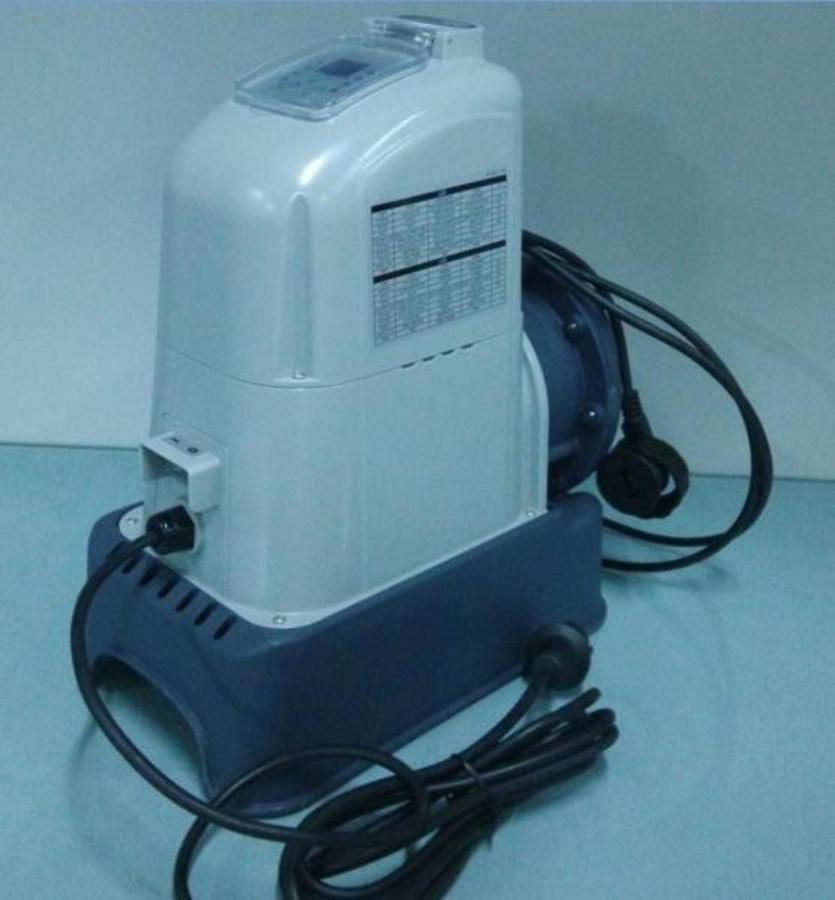 Ricambio Motore INTEX  combo 12530 Pompa Sabbia 28680 Pompa a sabbia Intex con Clorinatore Ecosterilizzatore salino combo