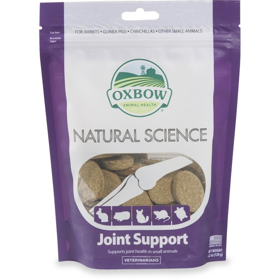 Oxbow Joint Support Natural Science