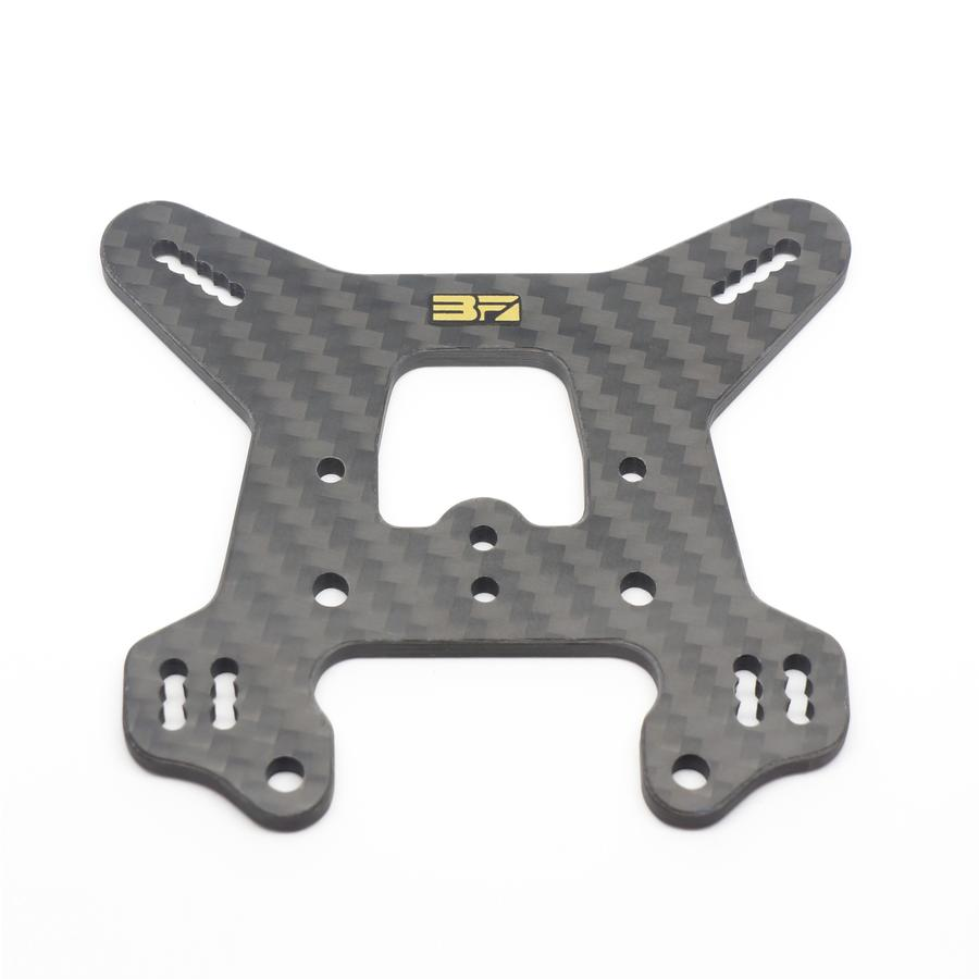 Associated - RC8B3.1 Graphite Rear Shock Tower