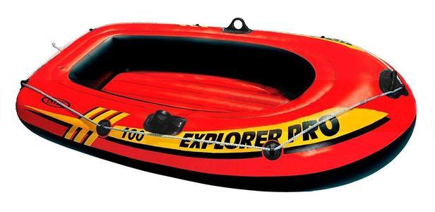 Canotto Gonfiabile Intex 58355 Explorer Pro 160 x 94 x 29 cm 6+ anni